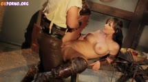 Скриншот для Порно пародия на Геракла и Зену королеву воинов